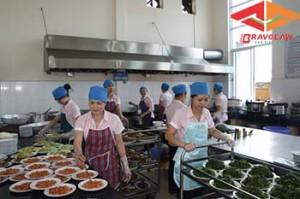 Xin giấy phép vệ sinh an toàn thực phẩm bếp ăn tập thể