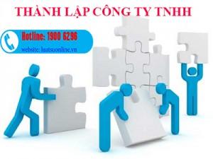 Điều kiện cần thiết để thành lập công ty TNHH