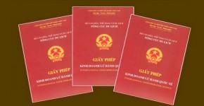 giấy phép kinh doanh lữ hành nội địa