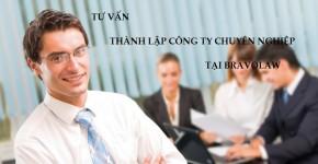 Dịch vụ Thành lập công ty tốt nhất