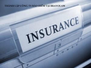 tư vấn thành lập công ty bảo hiểm