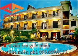 Xin giấy phép kinh doanh khách sạn