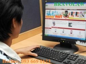 Xin giấy phép kinh doanh, bán hàng qua mạng