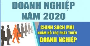 5 thay đổi mới của Luật Doanh nghiệp 2020 so với Luật Doanh nghiệp 2014