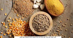 Điều kiện đăng ký kinh doanh thức ăn thuỷ sản, thức ăn chăn nuôi